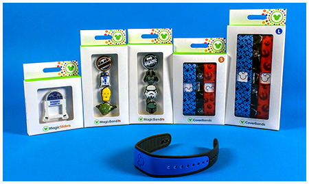 Disney World Passholder MagicBand & Accessories