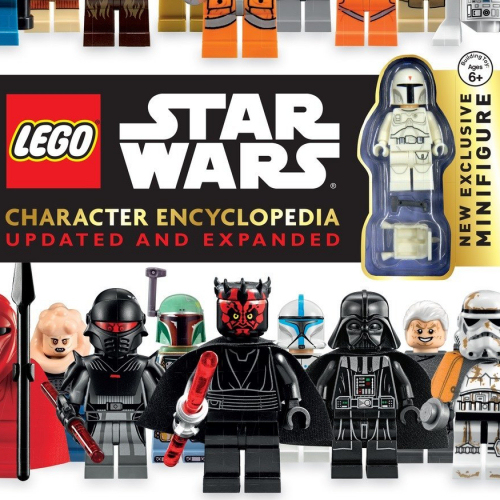 Rebelscum Com Lego Star Wars Character Encyclopedia Previewed