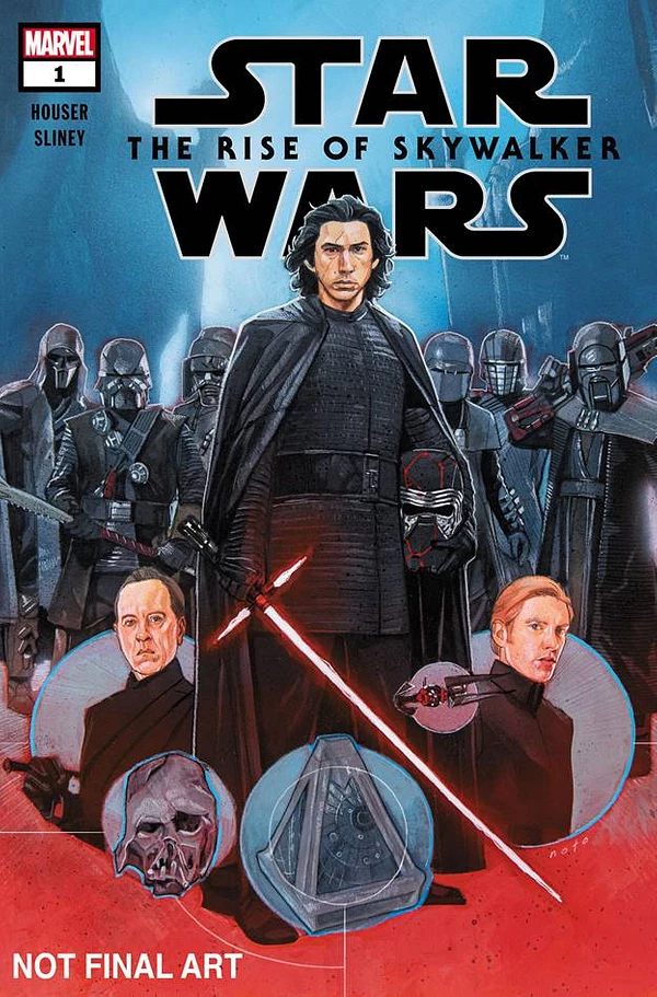 Rebelscum Com  The Rise Of Skywalker  Expanded Edition