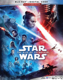 The Rise of Skywalker blu-Ray home edition
