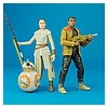#01 Finn (Jakku) from Hasbro's The Black Series Collection