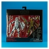 Poe Dameron and First Order Riot Control  Stormtrooper The Black Series 6-Inch Two Pack