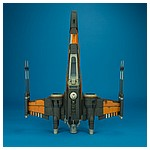 Poe's Boosted X-Wing Fighter - The Last Jedi - Star Wars Universe action figure collection from Hasbro