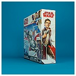 Resistance Ski Speeder with Captain Poe Dameron- The Last Jedi Star Wars Universe action figure collection from Hasbro