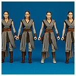 Rey (Jedi Training) Force-Link 2.0 action figure collection Hasbro
