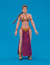 The Black Series 6-Inch Princess Leia Slave Outfit