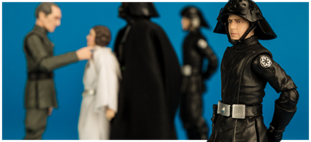 Death Star Trooper - The Black Series 6-inch action figure from Hasbro