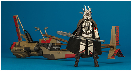 Enfys Nest Swoop Bike 3.75-inch action figure two pack from Hasbro's Solo - Star Wars Universe collection