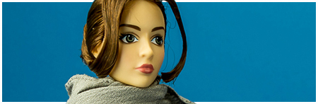 Jyn Erso - Forces Of Destiny action figure from Hasbro