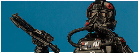 Inferno Squad Agent - The Black Series 6-inch action figure from Hasbro