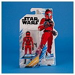 Major Vonreg Star Wars Resistance 3.75-inch action figure from Hasbro