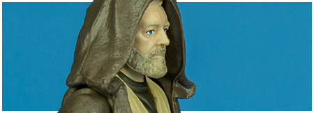 Obi-Wan Kenobi from Hasbro's The Last Jedi Collection