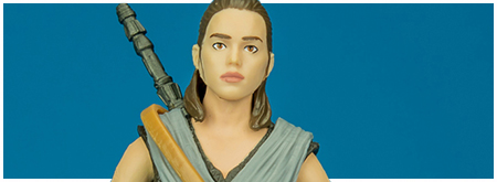 44 Rey (Jedi Training) - The Black Series 6-inch action figure from Hasbro