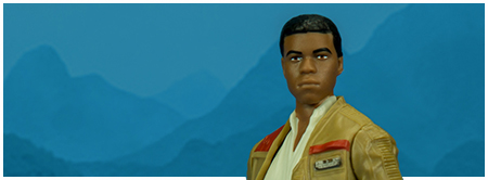 Finn (Resistance Fighter) from Hasbro's The Last Jedi Collection