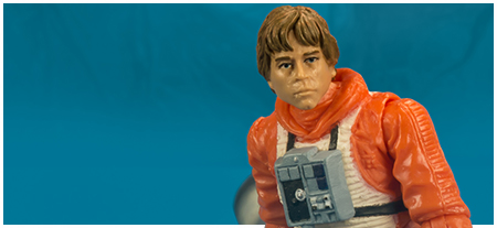 VC44 Luke Skywalker (Dagobah Landing) - The Vintage Collection action figure from Hasbro