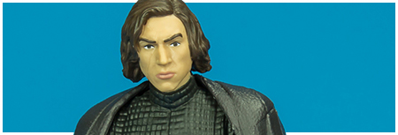 45 Kylo Ren - The Black Series 6-inch Action Figure from Hasbro