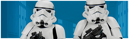 MMS268 Stormtroopers Hot Toys Star Wars Two Pack
