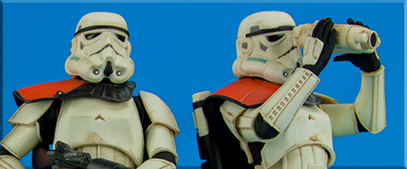 Sandtrooper Two Pack - ARTFX+ from Kotobukiya