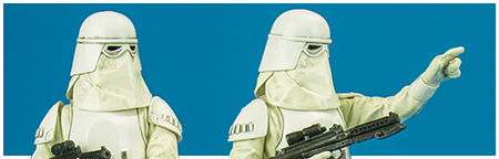 Snowtrooper Two Pack ARTFX+ Model Kit from Kotobukiya