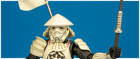 Yariashigaru Stormtrooper Movie Realization from Tamashii Nations