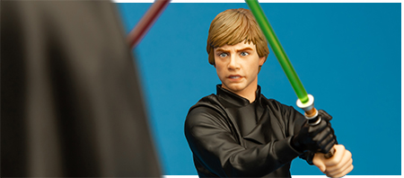 Luke Skywalker (Return of the Jedi) ARTFX+ Statue Kotobukiya